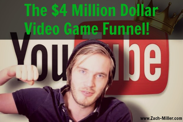 The $4 Million Dollar Video Game Funnel
