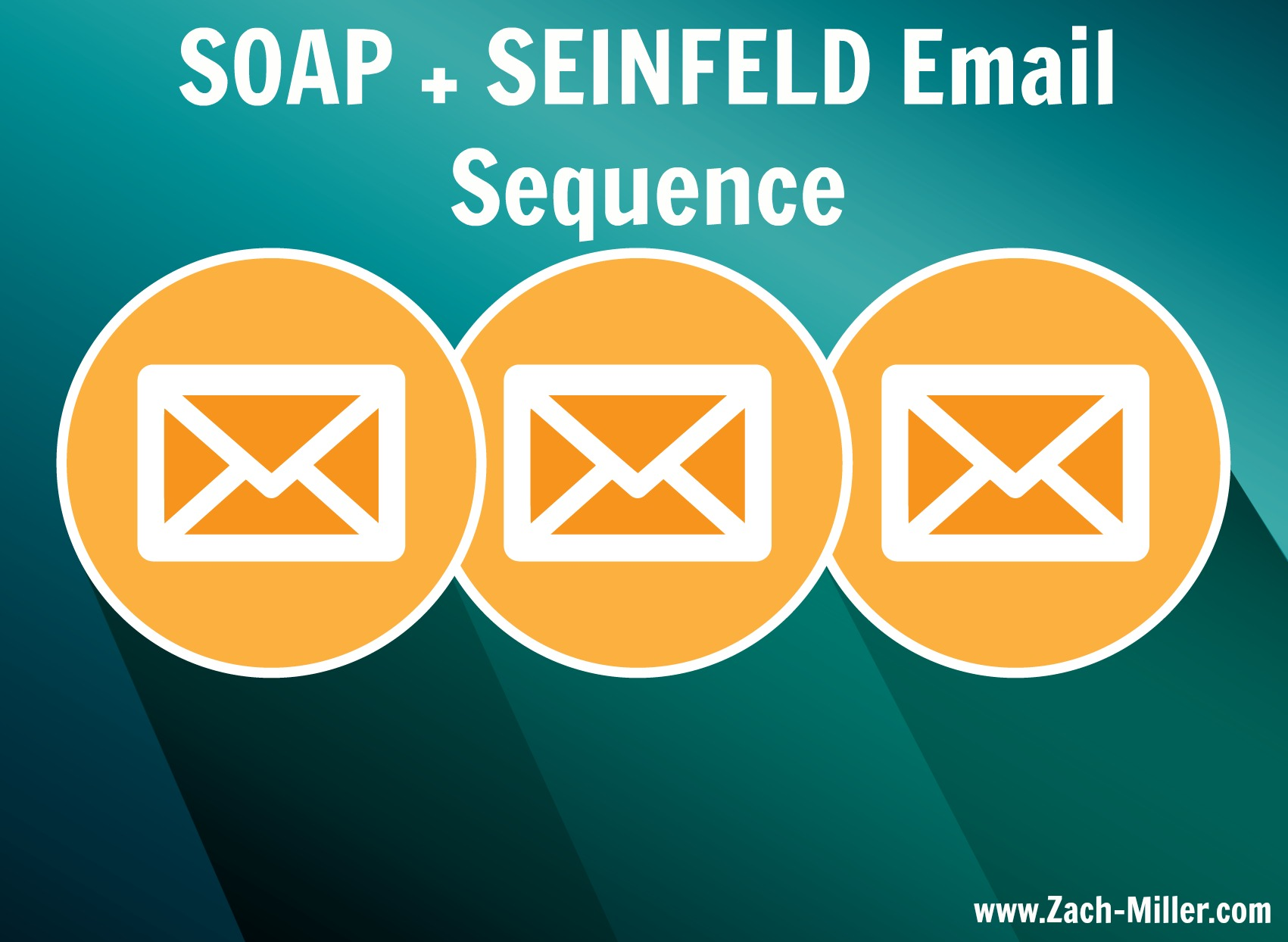 SOAP SEINFELD Email Sequence