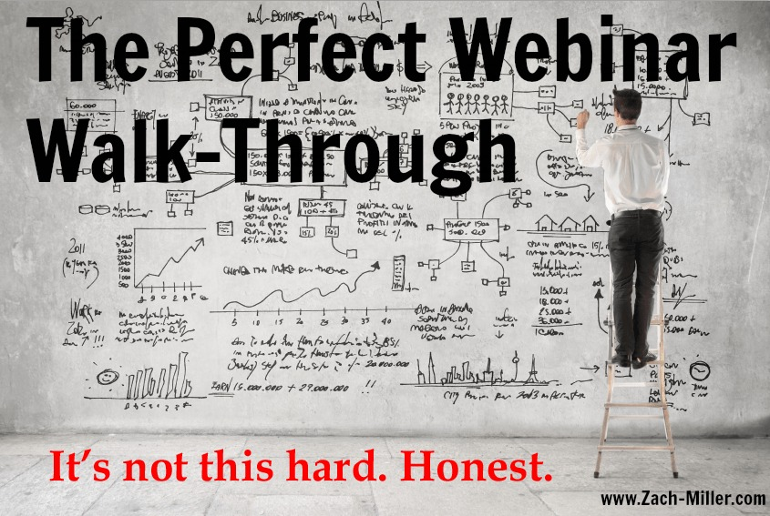 The Perfect Webinar Script Powerpoint Template Walkthrough