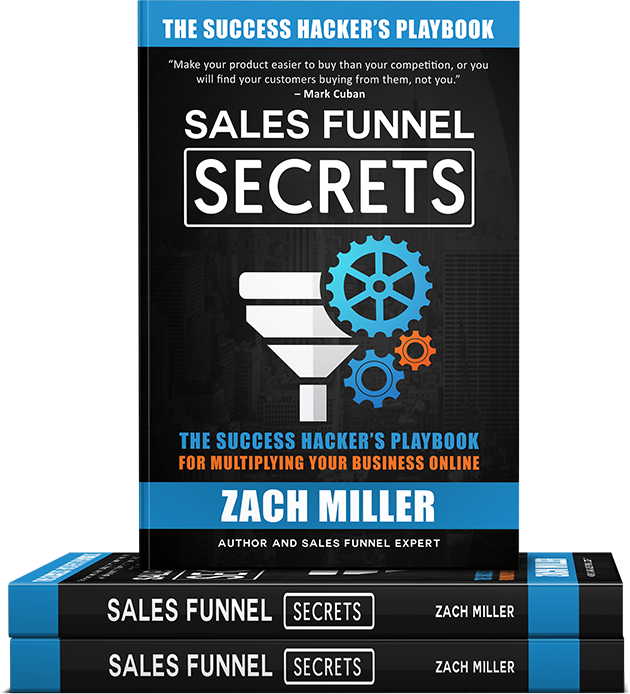 Sales Funnel Secrets Book