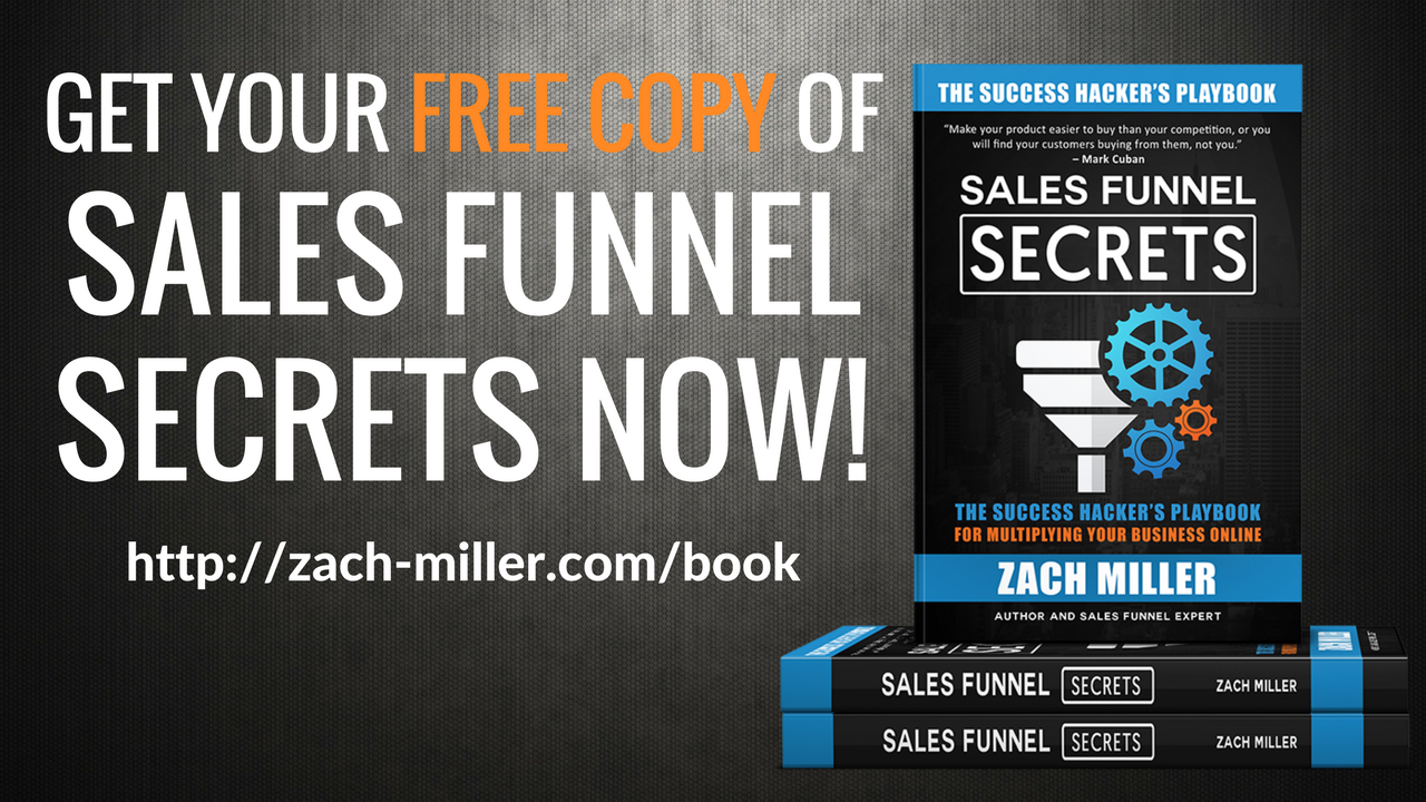 sales funnel secrets promo