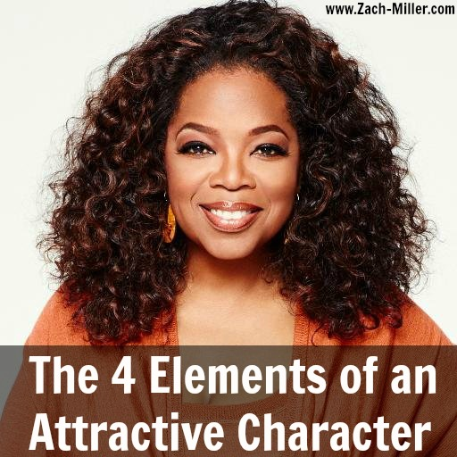 4 Elements of An Attractive Character