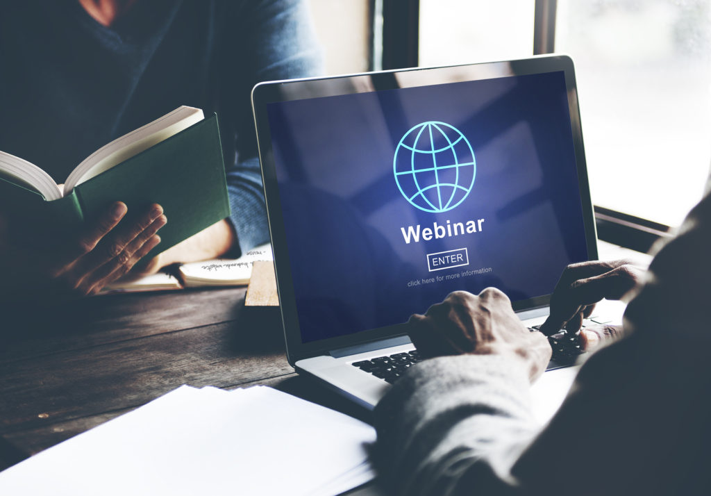 Online Webinars to boost business
